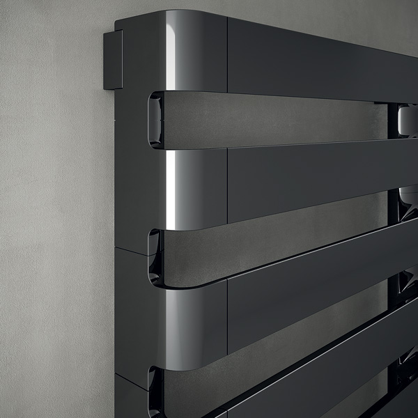 step h ist ein moderner heizk rper aus aluminium. Black Bedroom Furniture Sets. Home Design Ideas